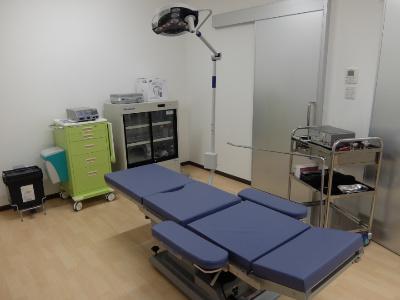 処置・手術室